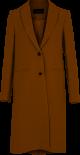 Neo Noir Bacardi Coat Camel